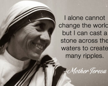 Can Mother Teresa Be A Brand?